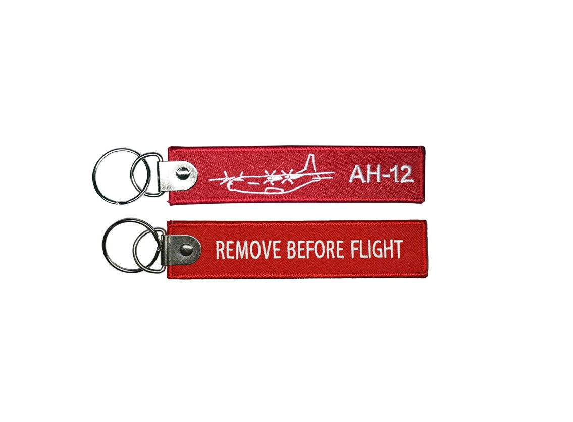 Брелок «Remove before flight - Ан -12