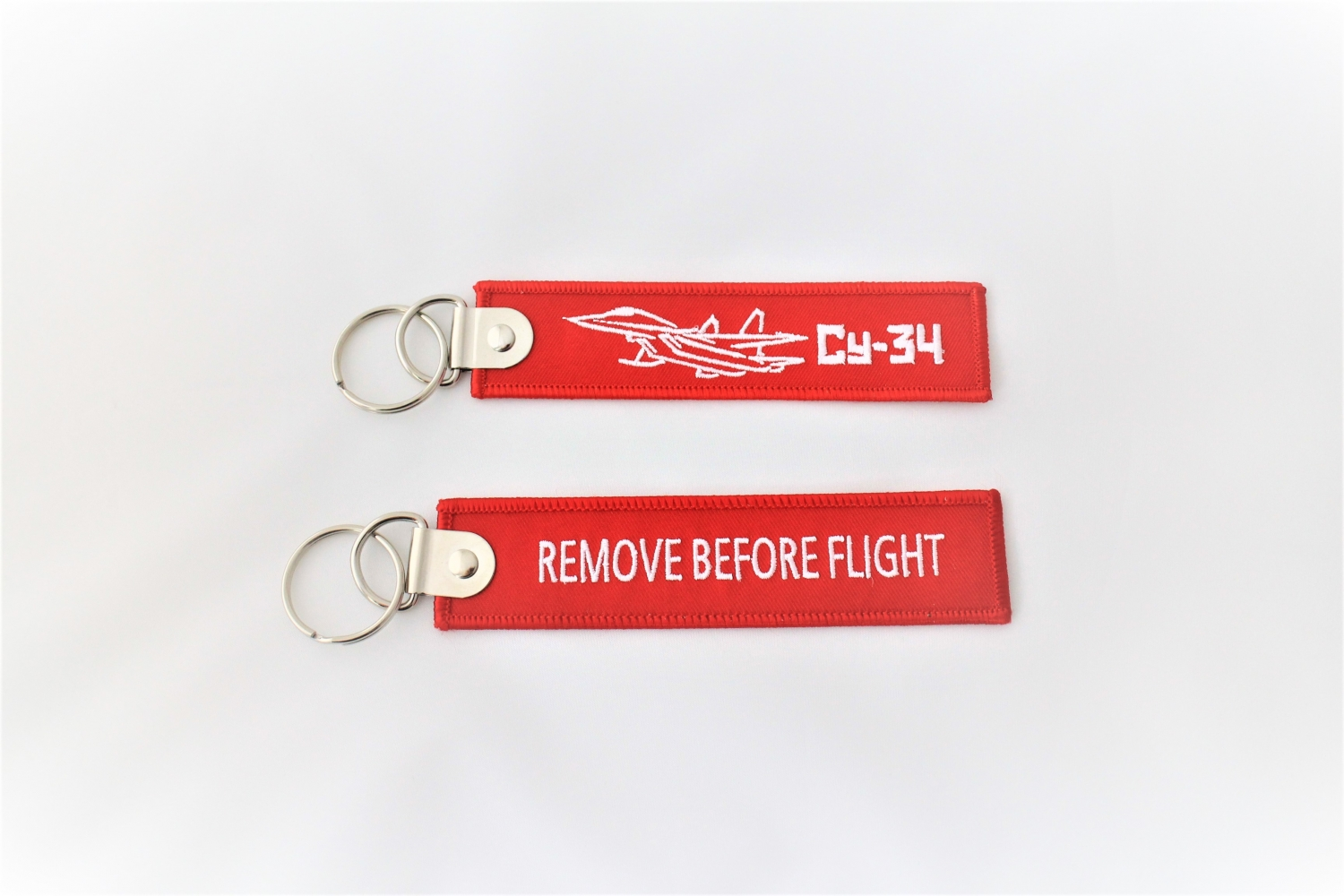 Брелок «Remove before flight  СУ -34»