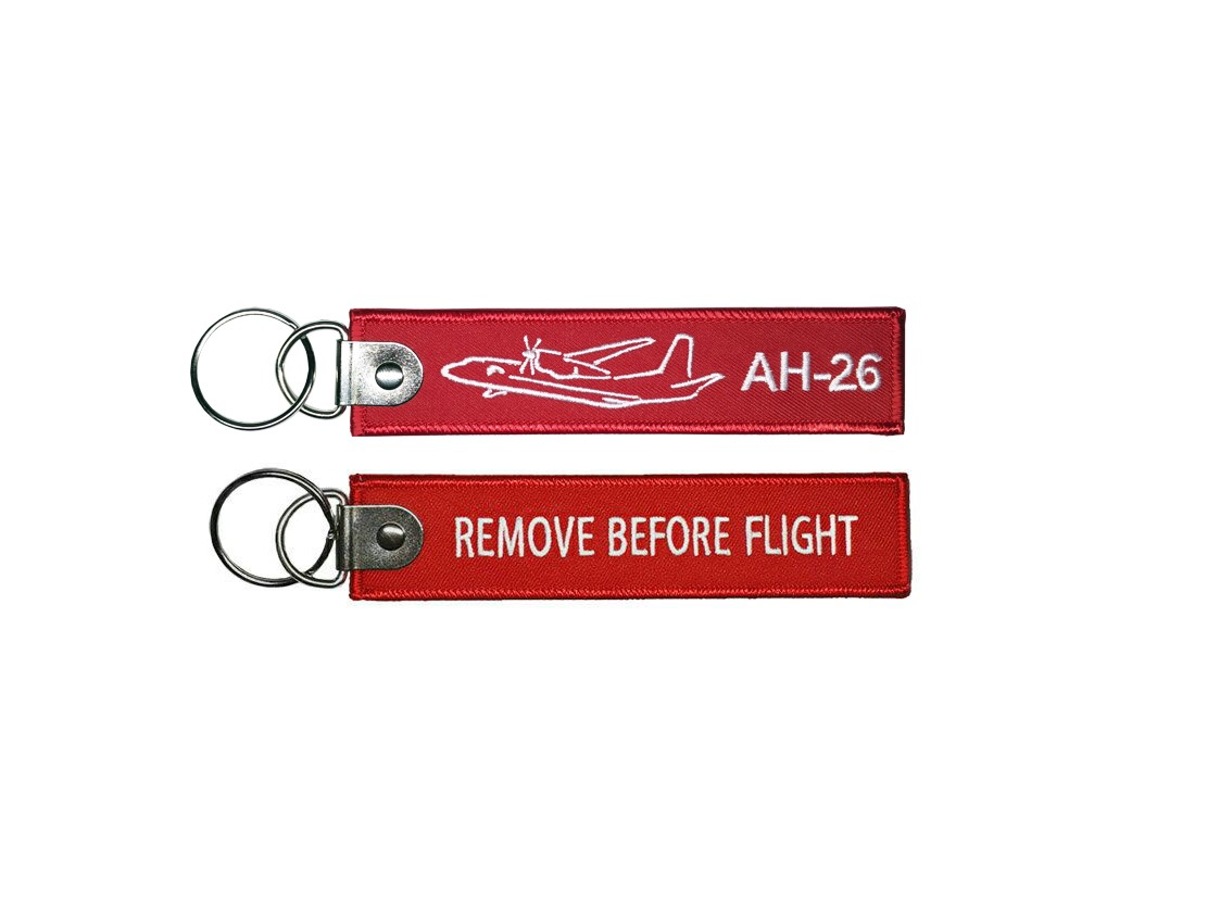 Брелок Remove Before Flight -  Ан -26