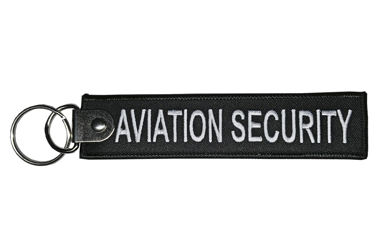 Брелок Aviation Security
