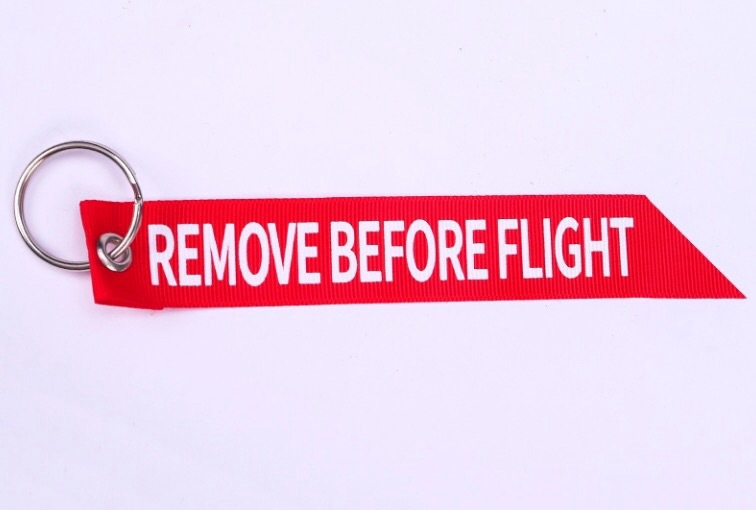 Брелок Remove before flight