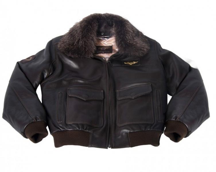 Куртки Зимние Кожаные Мужские Пилот Из Кожи Буйвола Купить В Москве