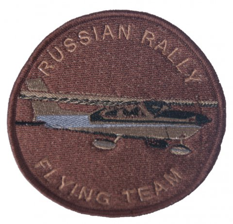 Шеврон «Flying Team»